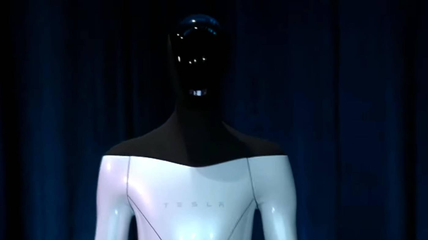 Tesla работает над созданием робота, который заменит людей в выполнении «опасной, монотонной и скучной» работы