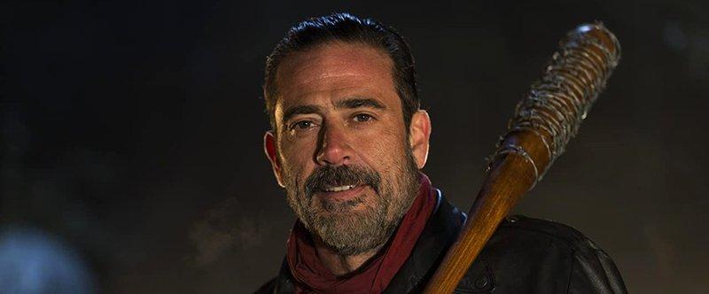 Jeffrey Dean Morgan's son became a little zombie in The Walking Dead: video